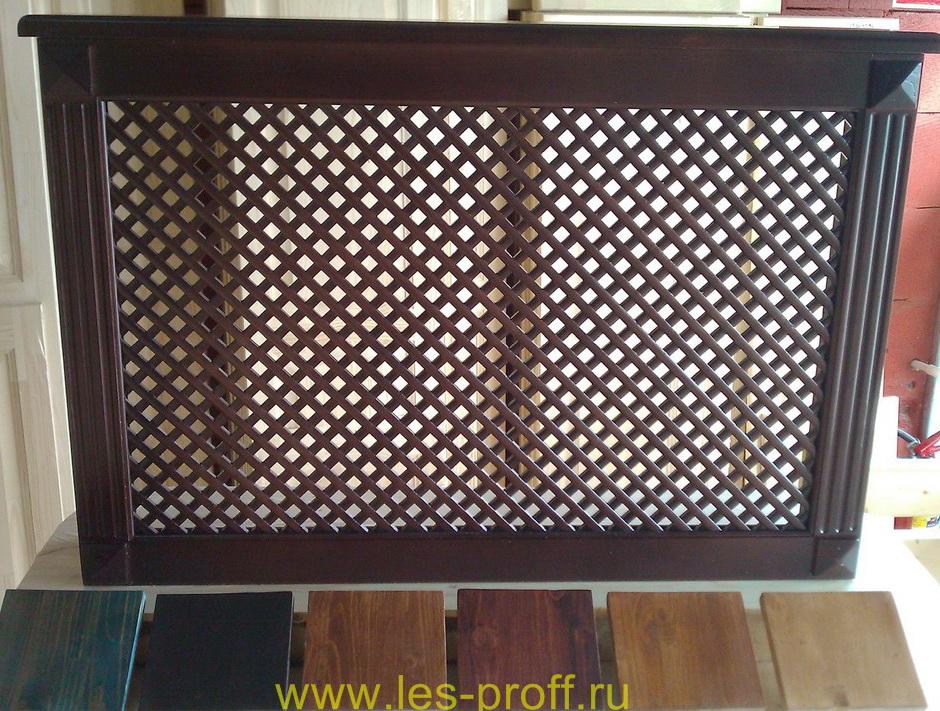 Как сделать сетку для решетки на радиаторы 183