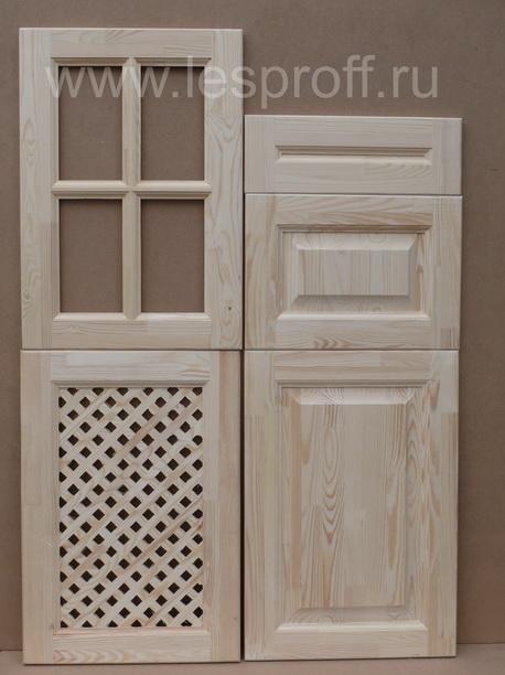 Мебельный щит из термодревесины – сосна, ясень, дуб, бук